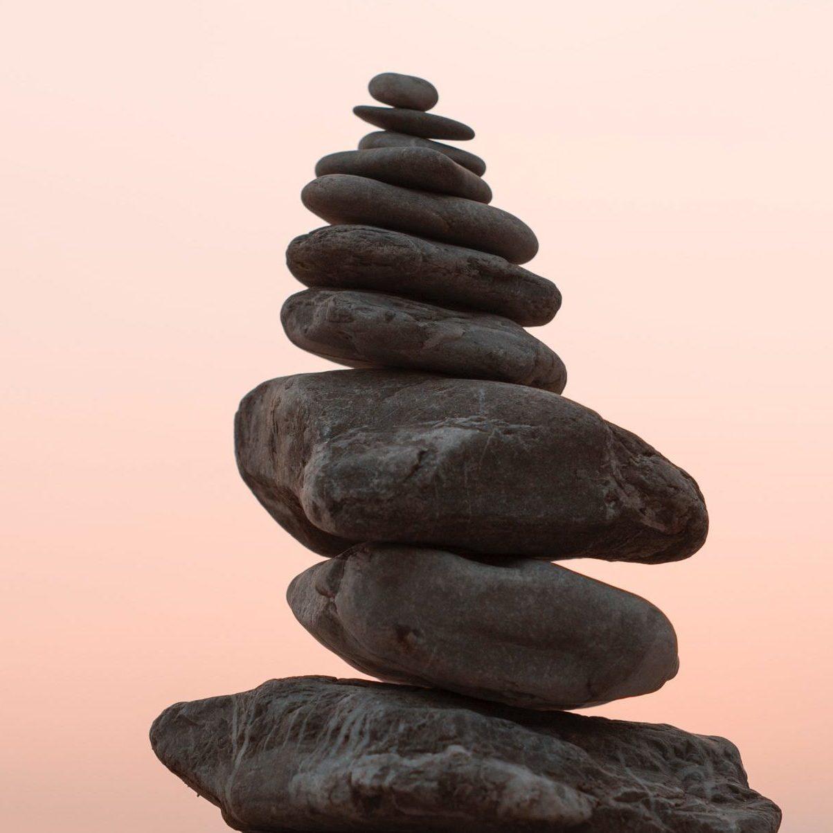 pierres alignées